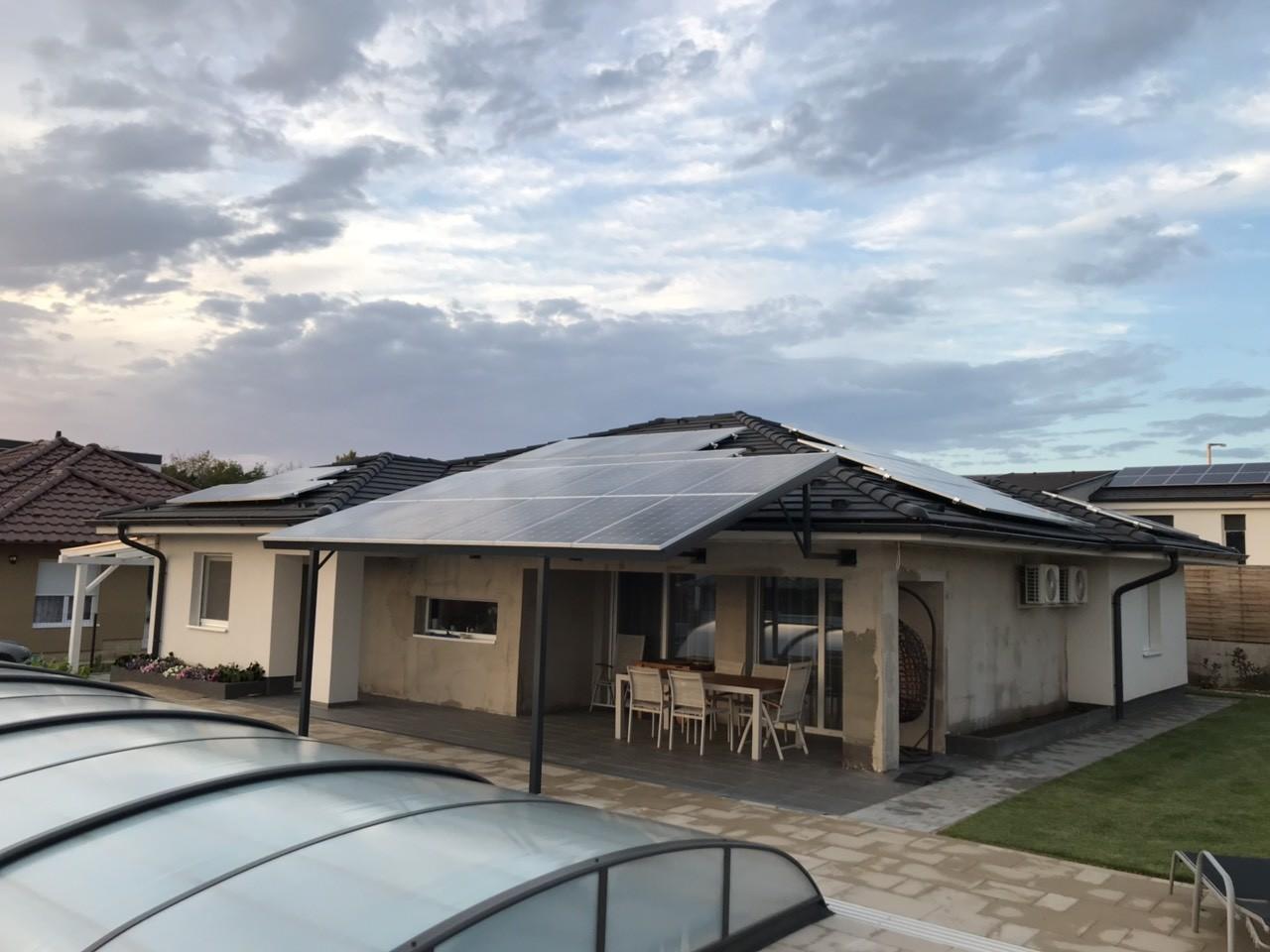 napelemes rendszerek tervezése